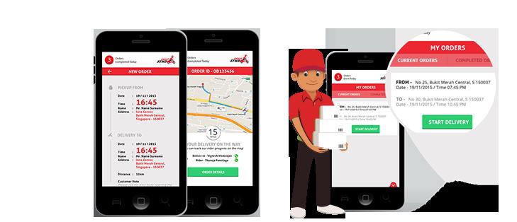 SmartSend-ProductPage